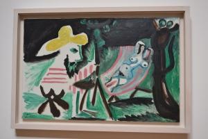 Picasso bizarro.