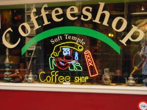 Coffeeshop.